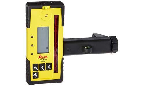 Leica RE 160 Digital Rugby Rod Eye 160 Digital Rotary Laser Receiver