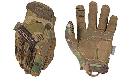 Mechanix Wear MultiCam M-Pact Tactical Gloves