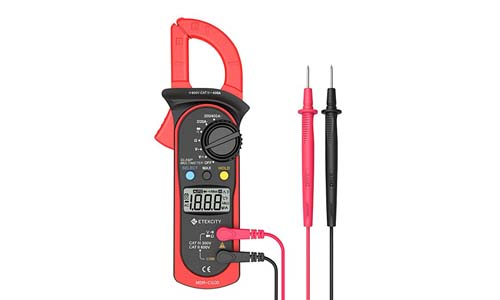 Etekcity C600 Auto-Ranging Clamp Meter