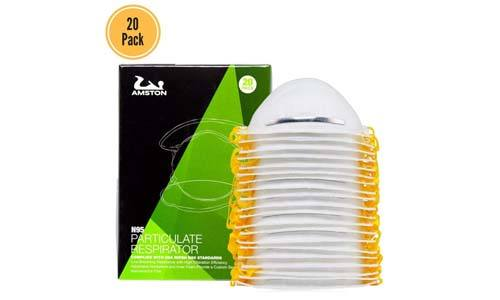 The Amston Disposable Dust Mask