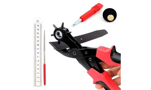 EONLION (Leather Hole) Punch Pliers Kit