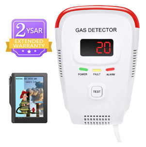 SHHCKKEHG Natural Gas Detector