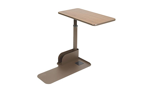 The Seat Lift Chair Overbed Table