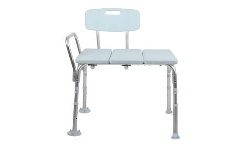 Medline Microban Medical Transfer Bench