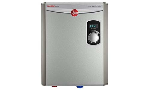 Rheem RTEX Heating Chambers Residential Tankless