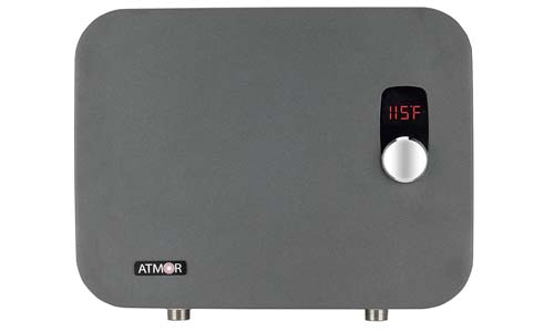 27kW/240V Electric Tankless Water Heater