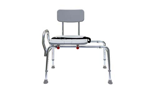 EagleHealth Pro-Slide Bath Transfer Bench