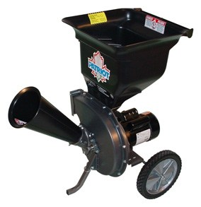 Patriot Electric Wood Chipper/Leaf Shredder