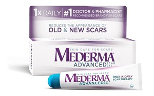 MEDERMA Advances Skin Care Gel