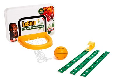 Little Tike Attach n Play Basketball Set