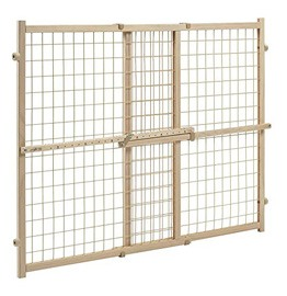 Evenflo Position and Lock Tall Wood Gate