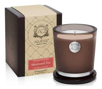Aquiesse Fine Scented Large Candle