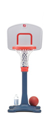 Step 2 shooting hoops junior basketball set