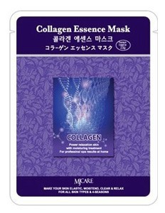 MJ CARE Cosmetic Collagen Facial Masks