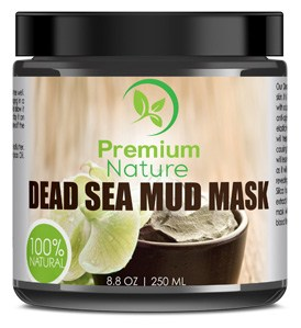 Premium Nature Face and Body Dead Sea Mud Mask