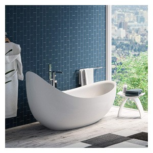 Maykke Freestanding Bathtub