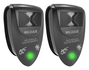 WILDJUE Ultrasonic Pest Repeller