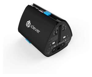 iClever Worldwide Travel Adapter