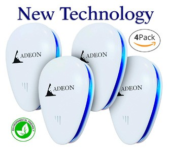 Adeon Ultrasonic Pest Control Repeller