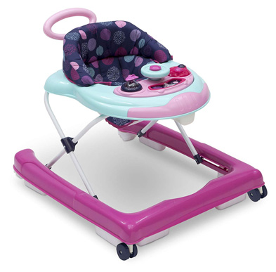 First Exploration 2-in-1 Activity Walker by Delta Children
