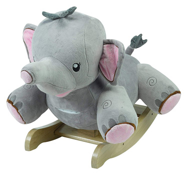 Rosie The Elephant Nursery Rocking Boat