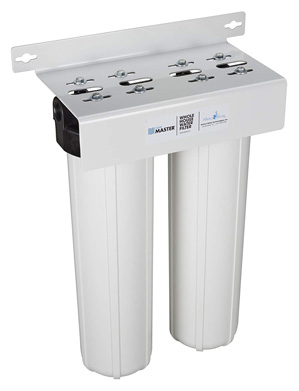 Home Master's Whole House HMF2SMGCC 2-Stage Water Filter
