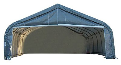 Instant/Portable/Temporary/Fabric Garages by Rhino Shelters