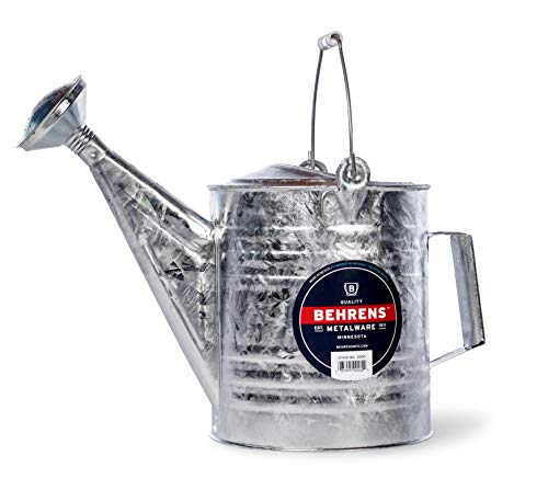 Behrens 208 2-Gallon Steel Watering Can