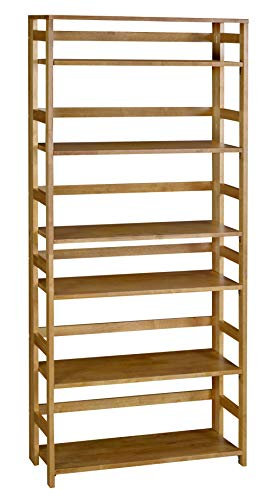 Regency Flip Flop 67-inch High Folding Bookcase