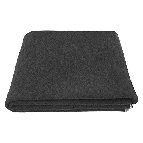 EKTOS Wool Blanket Perfect for Outdoor Camping