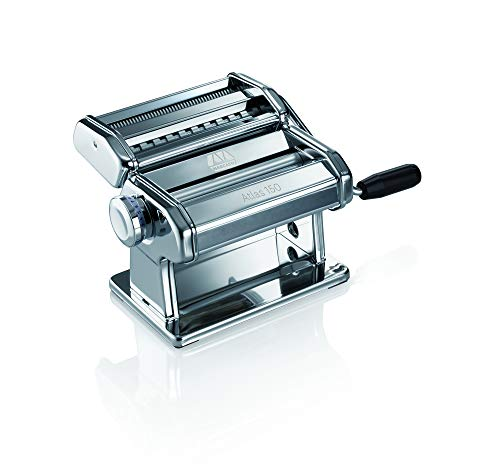 MARCATO Atlas 150 Pasta Machine Hand Crank Model