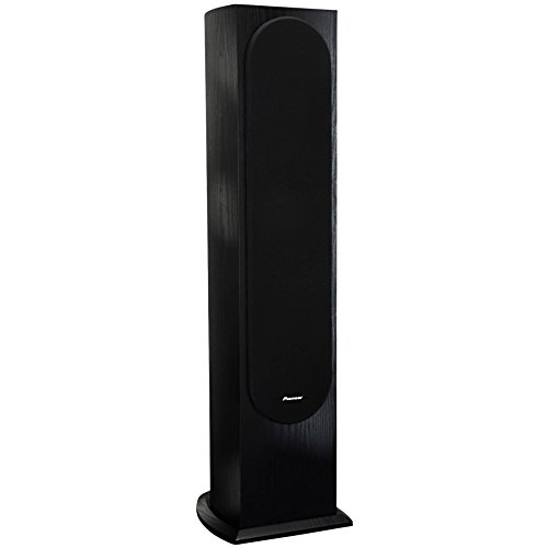 Pioneer SP-FS52 Home Audio Andrew Jones Floor Standing Speakers