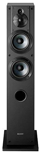 Sony SSCS3 Three-Way Floor-Standing Speakers
