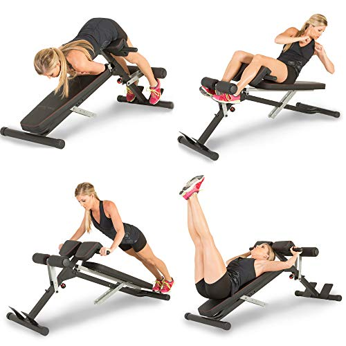 Fitness Reality X-Class Commercial Multi-Workout Extension Bench