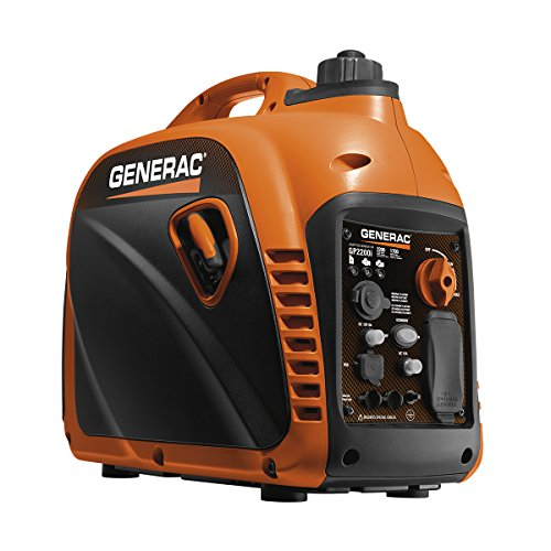 GENERAC 7117 GP2200i Portable Inverter Generator