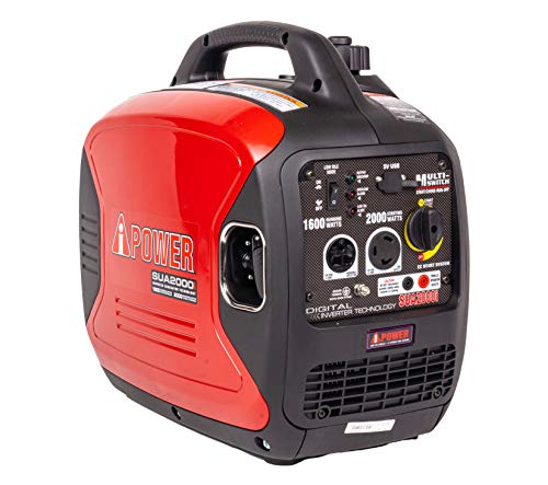 A-Power SUA2000iV Portable Inverter Generator