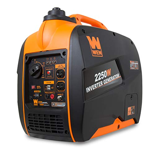 WEN 56225i Gas Powered Portable Inverter Generator