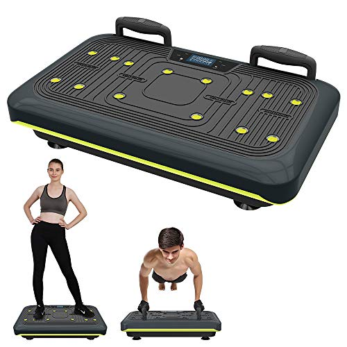 BARWING Vibration Platform for a Whole Body Workout