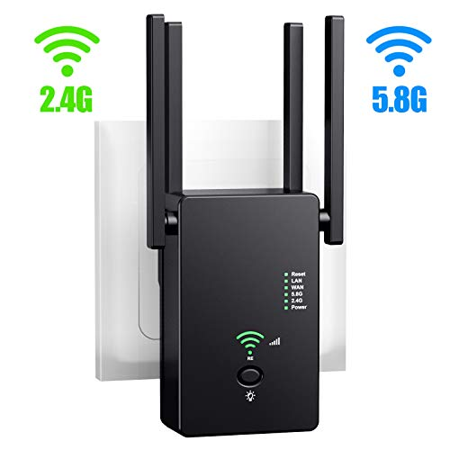URANT WiFi Extender | Up to 1200Mbps | Repeater
