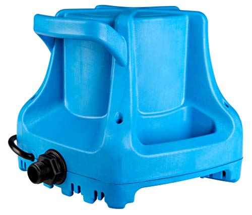 Little Giant APCP-1700 Automatic Submersible Pool Cover Pump