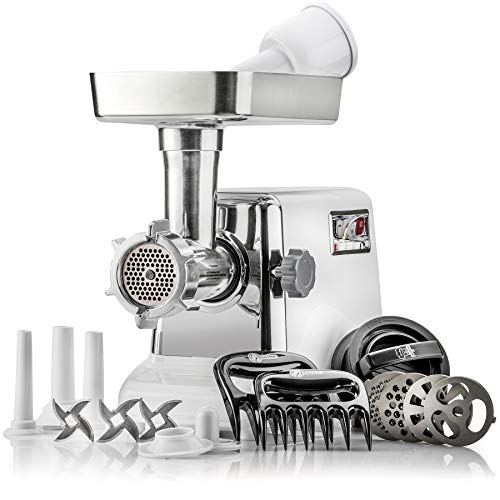 STX Turboforce Classic 3000 Series Electric Meat Grinder