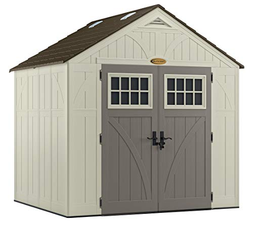SUNCAST Tremont Storage Shed with Windows