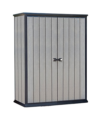 Keter High Store Vertical Outdoor Resin Shed