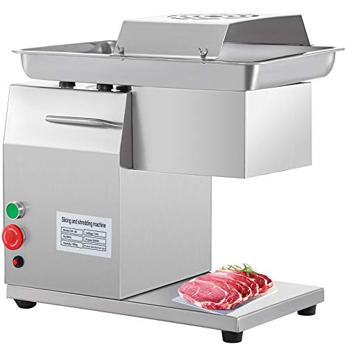 BestEquip Commercial Meat Cutter Machine