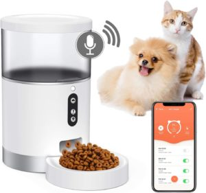 automatic feeder for cat
