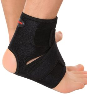 Breathable Ankle Brace for Basketball