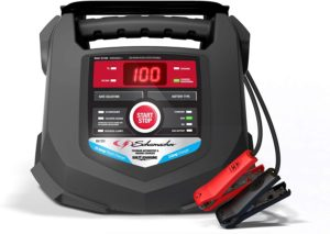 Fully Automatic Smart Battery Charger