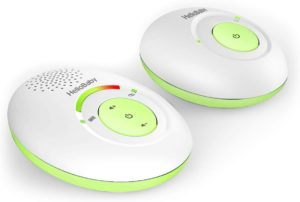 Audio Baby Monitor with up to 1,000 ft of Range