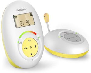 Two-Way Audio Baby Monitor