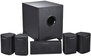 5.1 Channel Home Theater Satellite Speakers